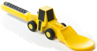 construction – front end loader spoon