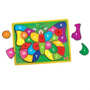 Butterfly - Wooden Puzzles for Kids