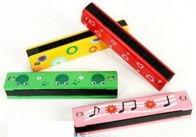 Wooden Instruments for Kids