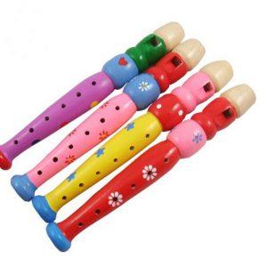Wooden Flutes