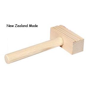 NZ Made wooden hammer