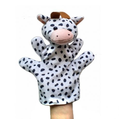 Cow Hand Puppets