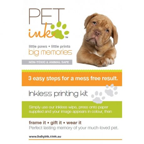 PETink inkless printing kits