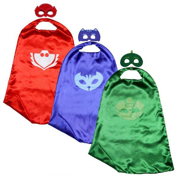 Set of 3 - PJ Masks Dress Up sets