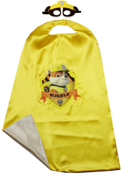 Rubble - Paw Patrol Dress Up set