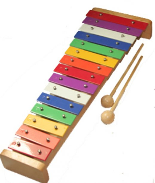 Wooden Xylophone 15 Key