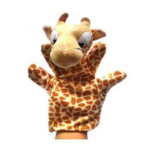 Giraffe Hand Puppets