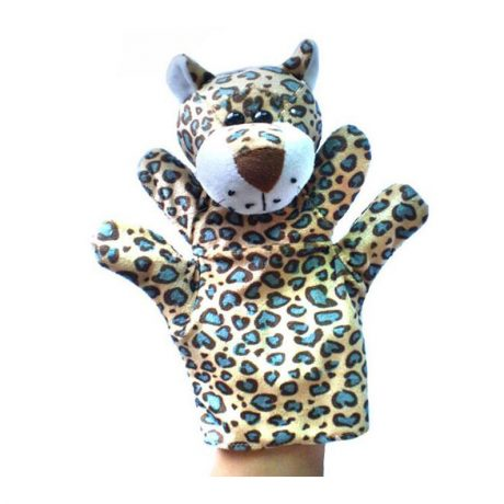 Leopard Hand Puppets