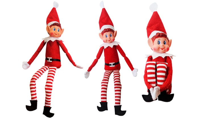 Christmas Elf on a Shelf
