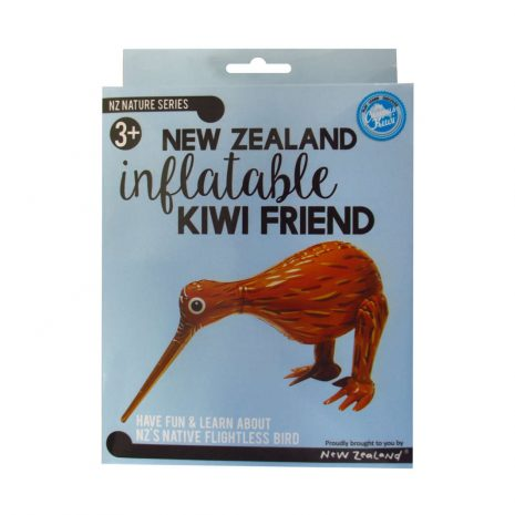 new zealand inflatable kiwi friend
