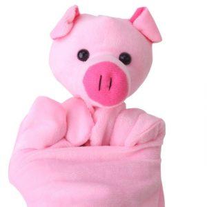 Pig Hand Puppets