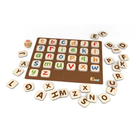 Learning Alphabet Game