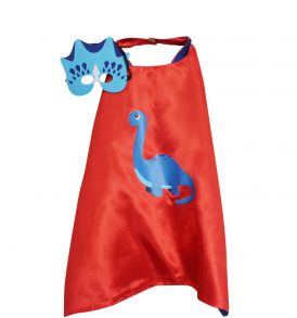 Boy Brontosaurus Dress Up set