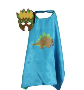 Boy Stegosaurus Dress Up set