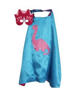 Blue Brontosaurus Dress Up setGirl Brontosaurus Dress Up set