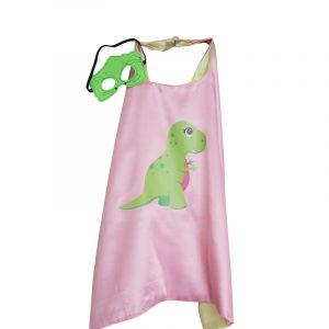 Pink Tyrannosaurus Rex Dress Up set