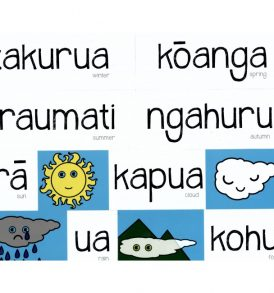 Magnetic Maori Seasons