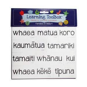 Magnetic Maori Whanau