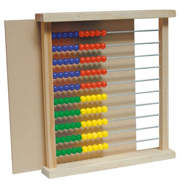 NZ Made Wooden Abacus