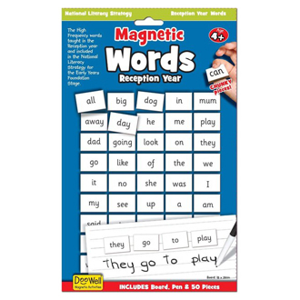 Magnetic First Words