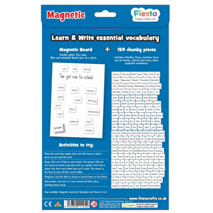 magnetic first words yr 1-2 reverse