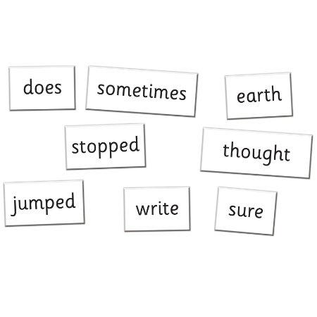 Magnetic Words - School Years 3-5