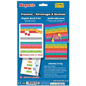 magnetic fractions reverse