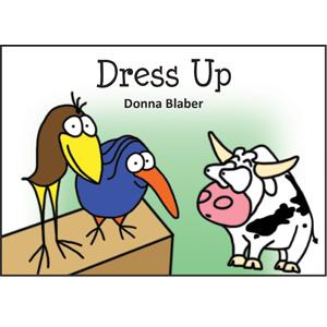 Kiwi Critters Books - Dress Up