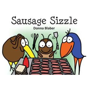 Kiwi Critters Books - Sausage Sizzle