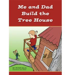 Me and Dad Build The Tree house