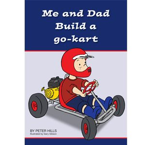 Me and Dad Build A Go Kart