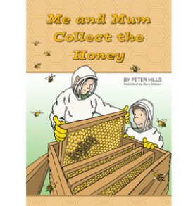 Me and Mum Collect The Honey