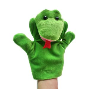 Snake Hand Puppets