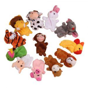 Chinese Zodiac Finger Puppets