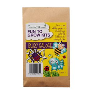 Bugs Galore Seed Envelope