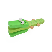 Wooden Crocodile Clapper