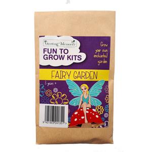 fairy garden seed envelope