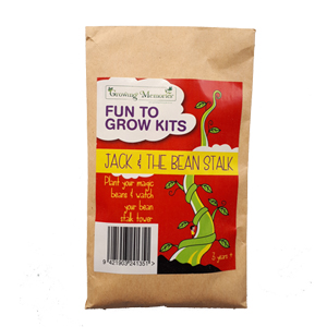 jack and the beanstalk seed envelope