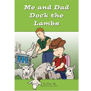 Me and Dad Dock The Lambs