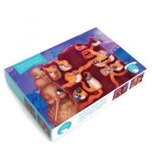 Kuwi's Huhu Hunt Jigsaw Puzzle