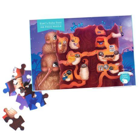 Kuwi Floor Puzzle – 100 piece a