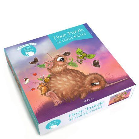 Kuwi the Kiwi Jigsaw Puzzle