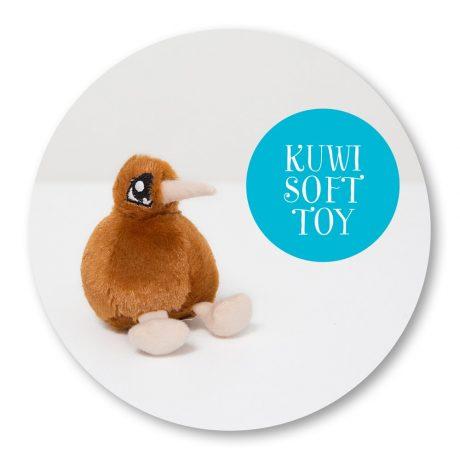 Kuwi Soft Toy