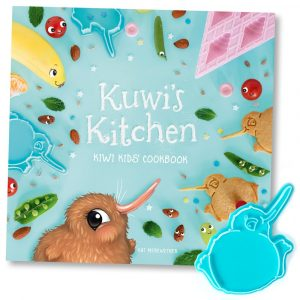 Kuwi's Kitchen Kiwi Kids Cookbook