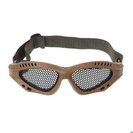 Childrens Safety Goggles brown