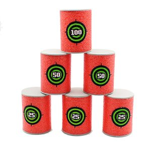 Foam Target Cans 6pc