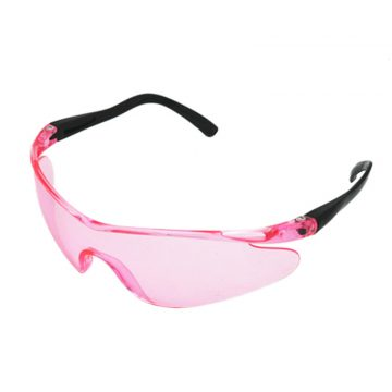 pink childrens safety glasses