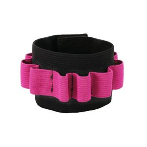pink quick reload wristband