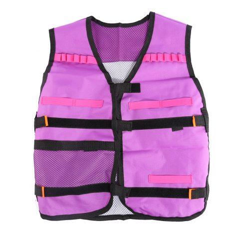 Pink Tactical Vest Dress Up set