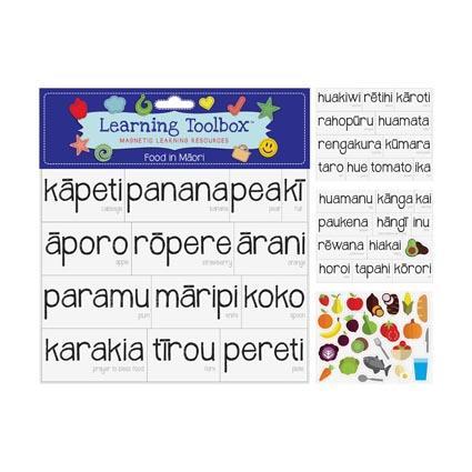 Magnetic Maori Food